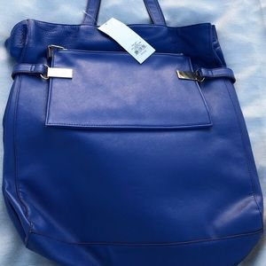 COPY - Large Blue French Connection Bag